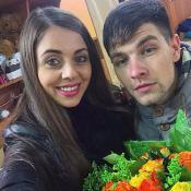 Беременная Ольга Рапунцель собралась разводиться