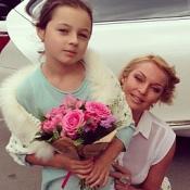 Ариадне  Волочковой из-за репутации матери пришлось сменить три школы