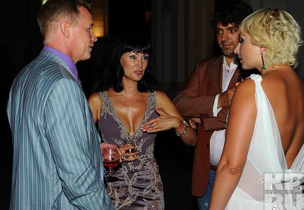 Нонна Гришаева шокировала силиконовой грудью (Фото) .