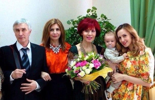 Ольга агибалова и илья гажиенко после проекта фото с ребенком