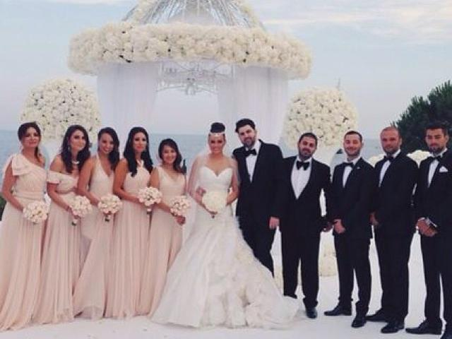 фото свадьба дочери крутого